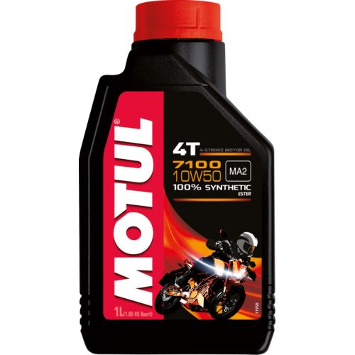 MOTUL 7100 4T 10W-50, 1 литр