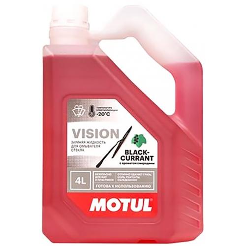 MOTUL Vision Black Currant -20°C, 4 литра