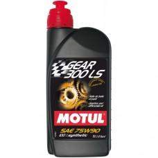MOTUL Gear 300 LS 75W-90, 1 литр