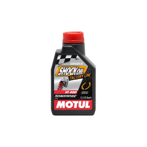 MOTUL Shock Oil Factory Line VI 400, 1 литр
