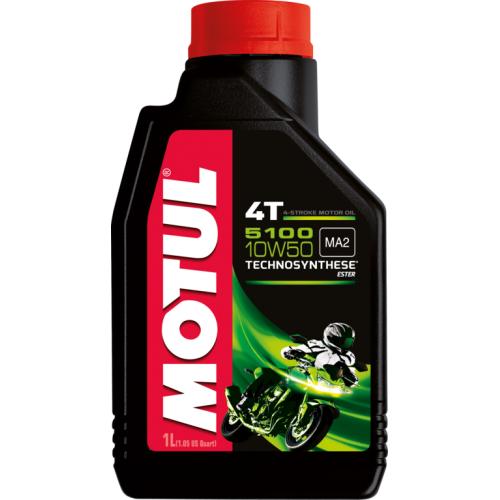 MOTUL 5100 4T 10W-50, 4 литра