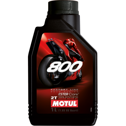 MOTUL 800 2T FL ROAD RACING, 1 литр