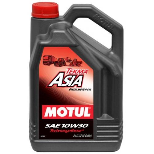 MOTUL TEKMA ASIA 10W-30, 5 литров