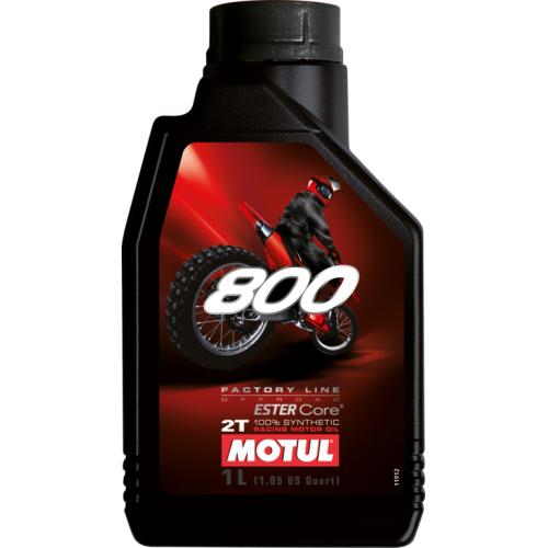 MOTUL 800 2T FL OFF ROAD, 1 литр