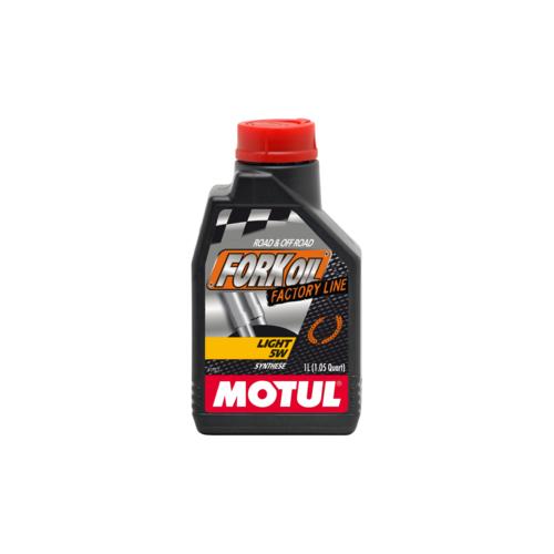 MOTUL Fork Oil light Factory Line 5W, 1 литр