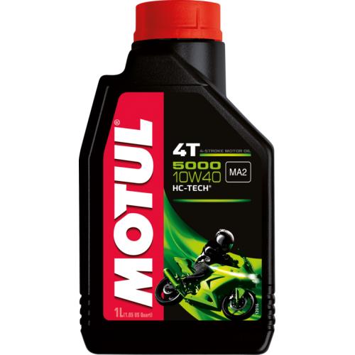 MOTUL 5000 4T 10W-40, 1 литр