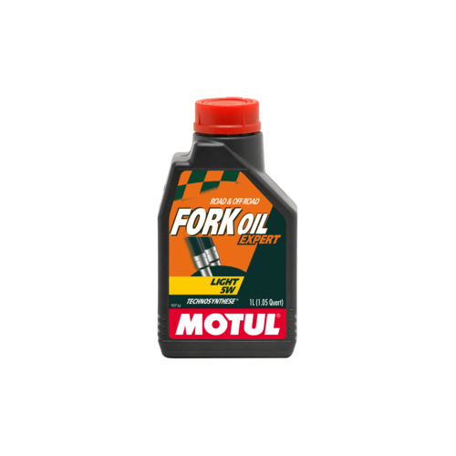 MOTUL Fork Oil Expert light 5W, 1 литр