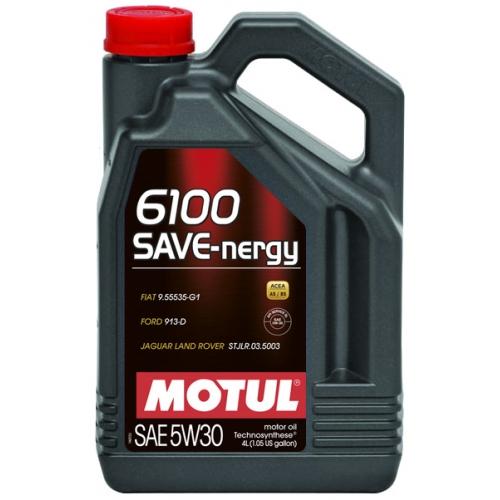 MOTUL 6100 SAVE-nergy 5w-30, 5 литров