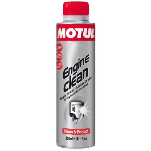 MOTUL Engine Clean Auto, 0.3 литра