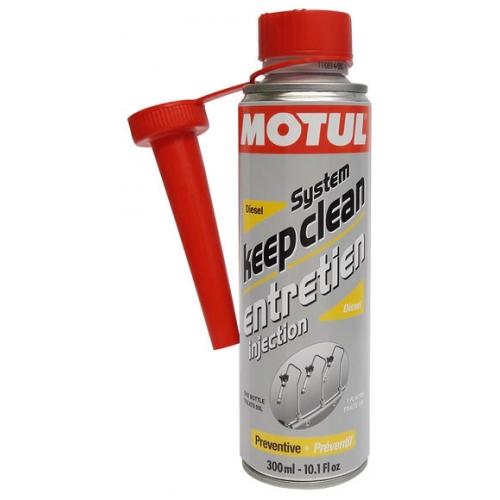 MOTUL System Keep Clean Diesel, 0,3 литра