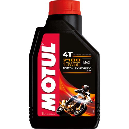 MOTUL 7100 4T 10W60, 1 литр