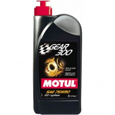 MOTUL Gear 300 75W-90, 1 литр