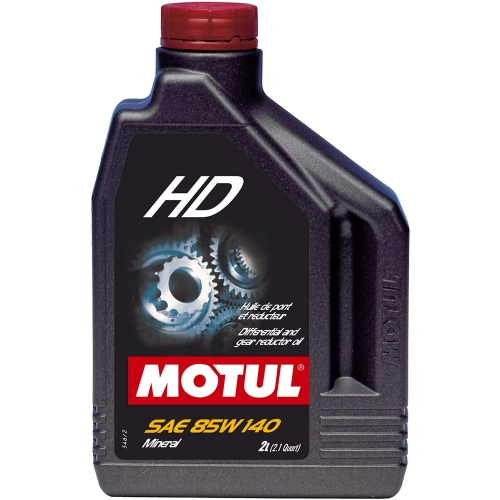 MOTUL HD 85W-140, 2 литра