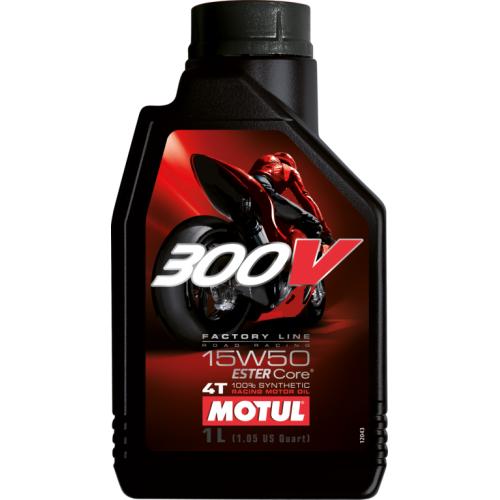 MOTUL 300V 4T FL ROAD RACING 15W-50, 1 литр