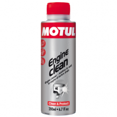 MOTUL Engine Clean Moto, 0.2 литра