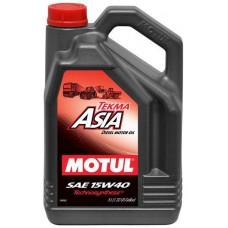 MOTUL TEKMA ASIA 15W-40, 5 литров