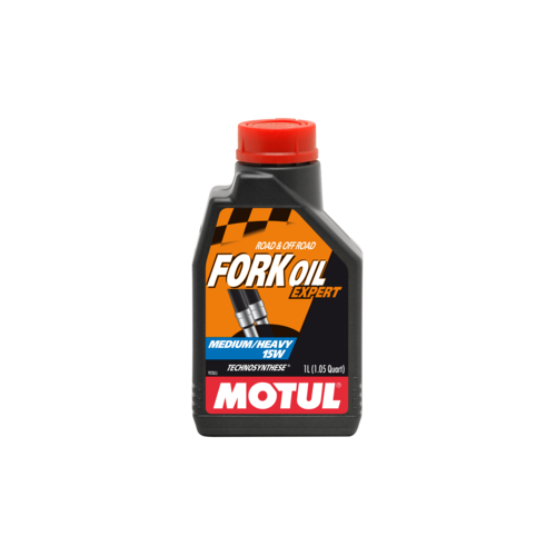 MOTUL Fork Oil Expert medium/heavy 15W, 1 литр