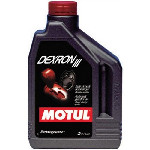 MOTUL Dexron III, 2 литра