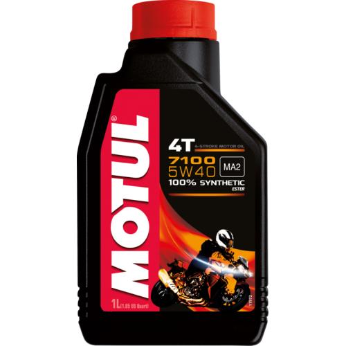 MOTUL 7100 4T 5W-40, 4 литра