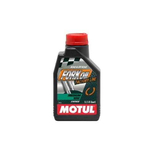 MOTUL Fork Oil medium Factory Line 10W, 1 литр