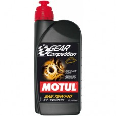 MOTUL Gear Competition 75W-140, 1 литр