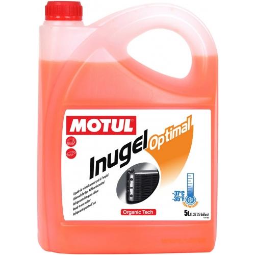 MOTUL Inugel Optimal, 5 литров