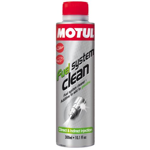 MOTUL Fuel System Clean Moto, 0,2 литра