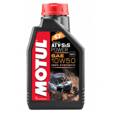 Motul ATV-SXS POWER 4T 10W50 MA, 1 литр