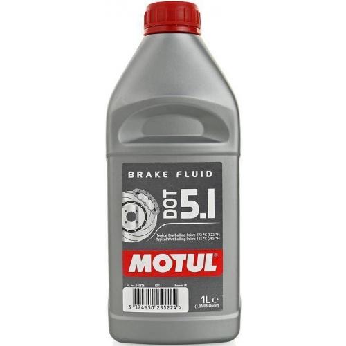 MOTUL DOT 5.1 Brake Fluid, 1 литр
