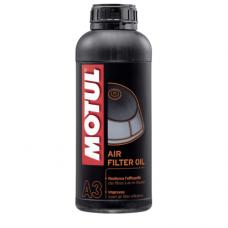 MOTUL A3 Air Filter Oil, 1 литр