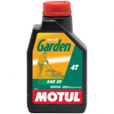 MOTUL Garden 4T SAE 30, 600 мл