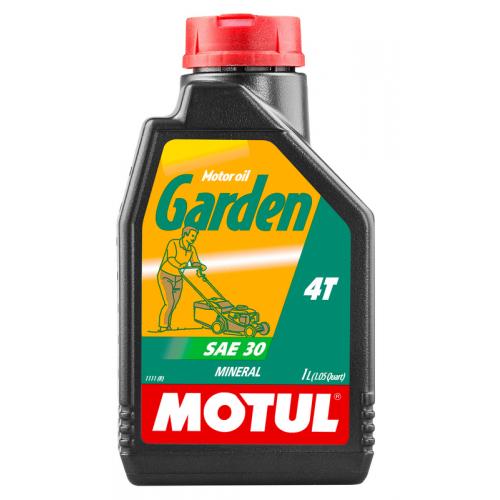 MOTUL Garden 4T SAE 30, 1 литр