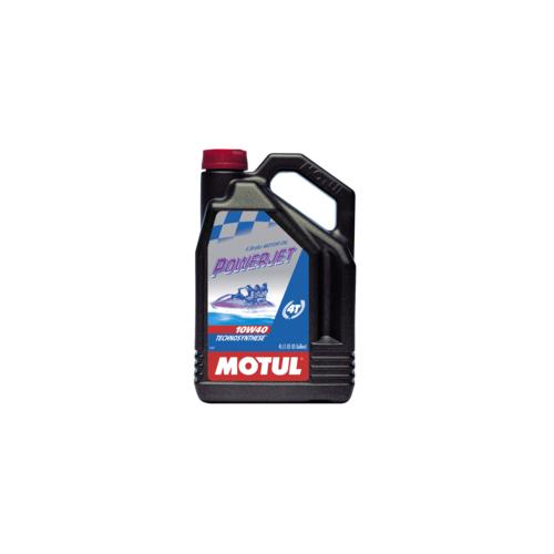 MOTUL Powerjet 4T 10W-40, 4 литра