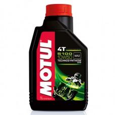 MOTUL 5100 4T 10W-40, 1 литр