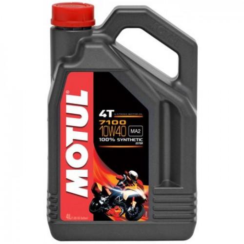 MOTUL 7100 4T 10W-40, 4 литра